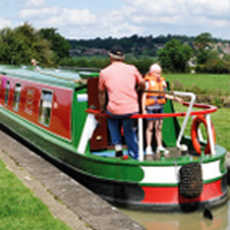 Rose Narrowboat