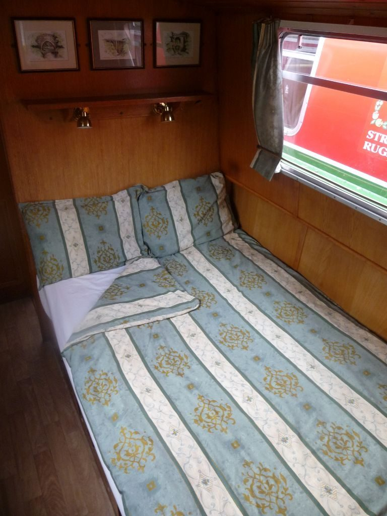Chanelle double berth