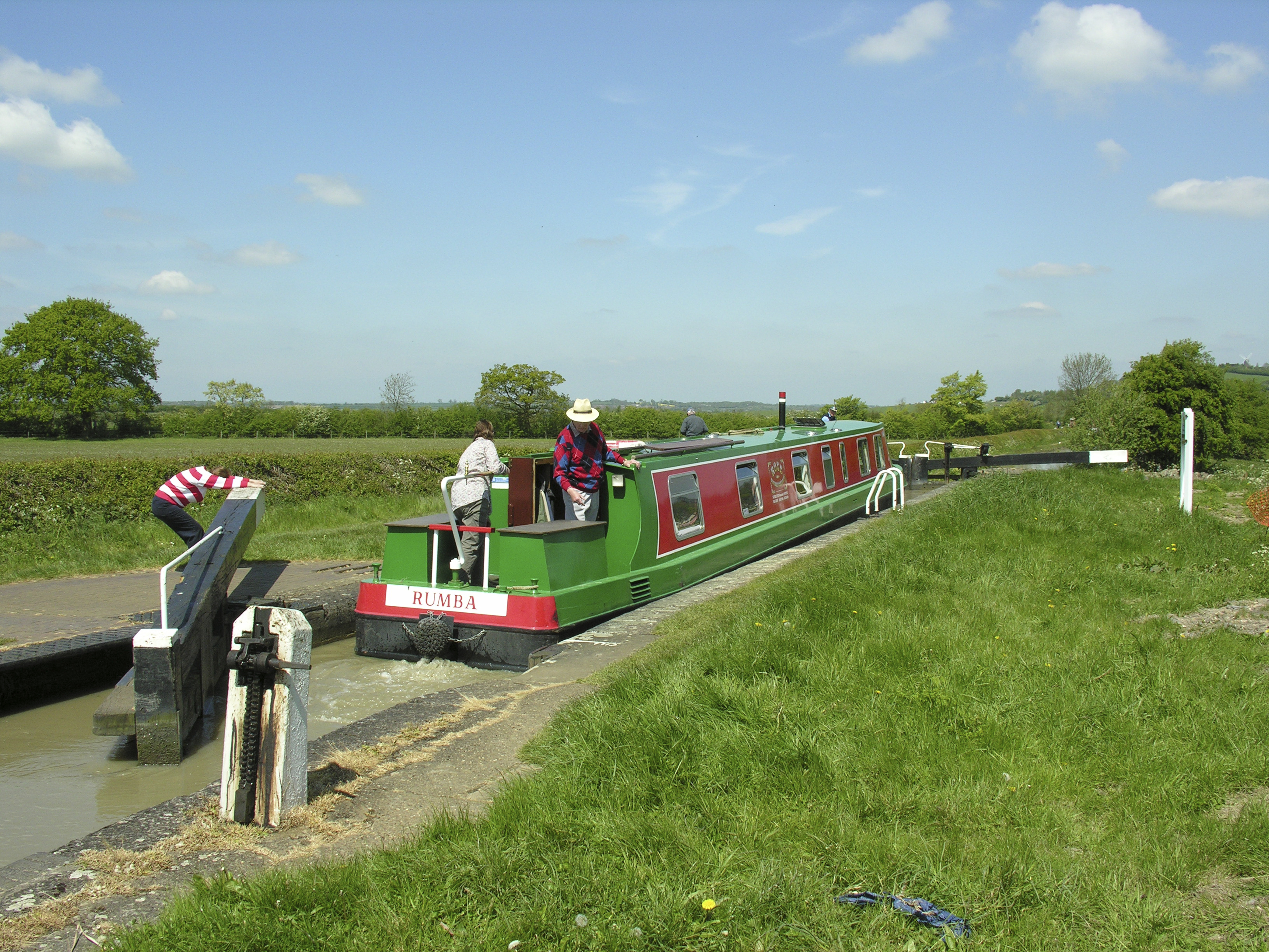 Napton on the canal