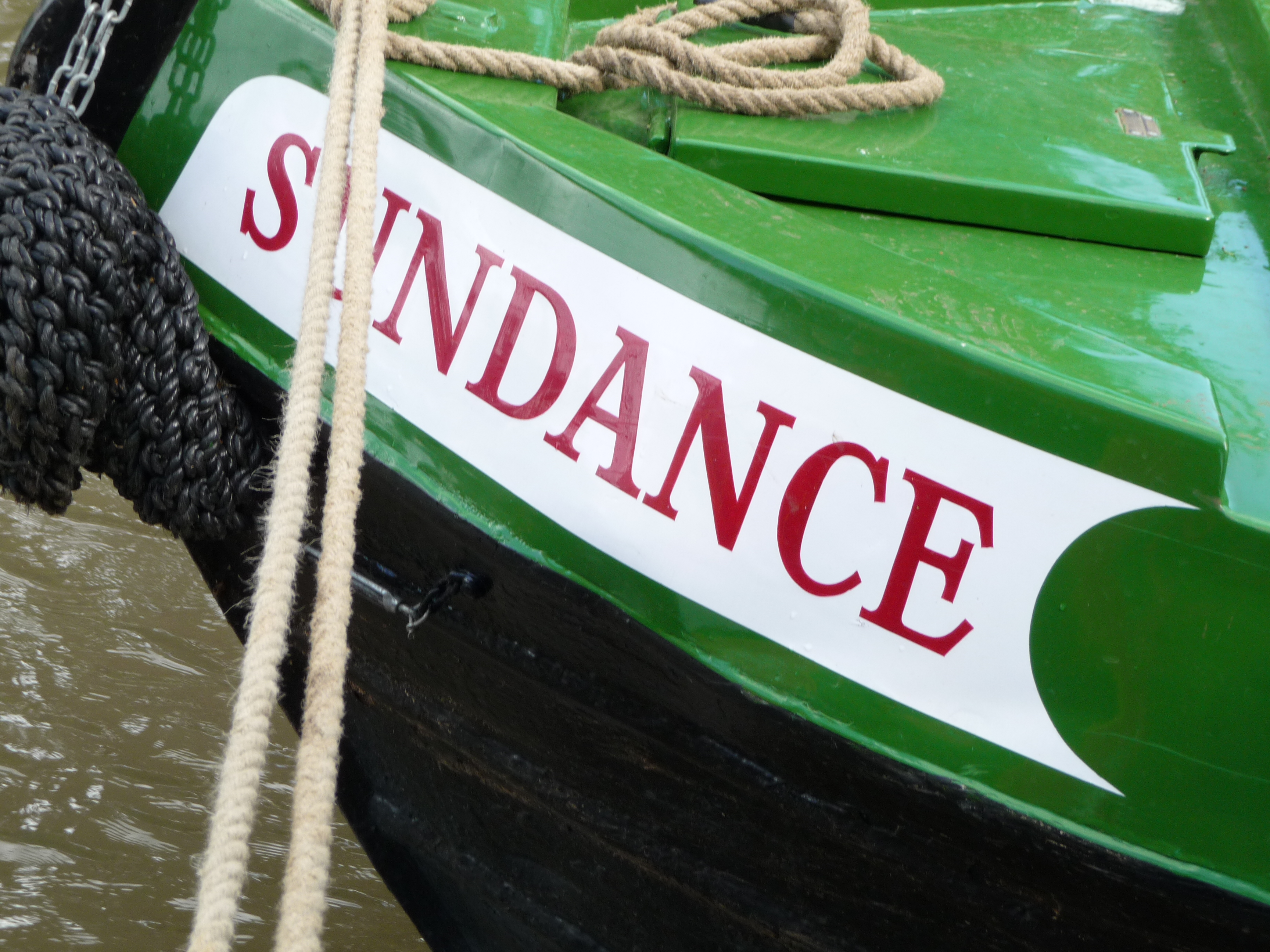 Sundance at Rose Narrowboats