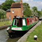 Cameo Rose Narrowboat