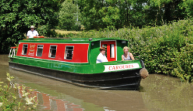 Carousel Narrowboat