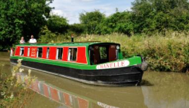 Chanelle Narrowboat