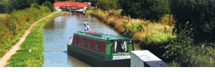 Going South from Rose Narrowboats 2