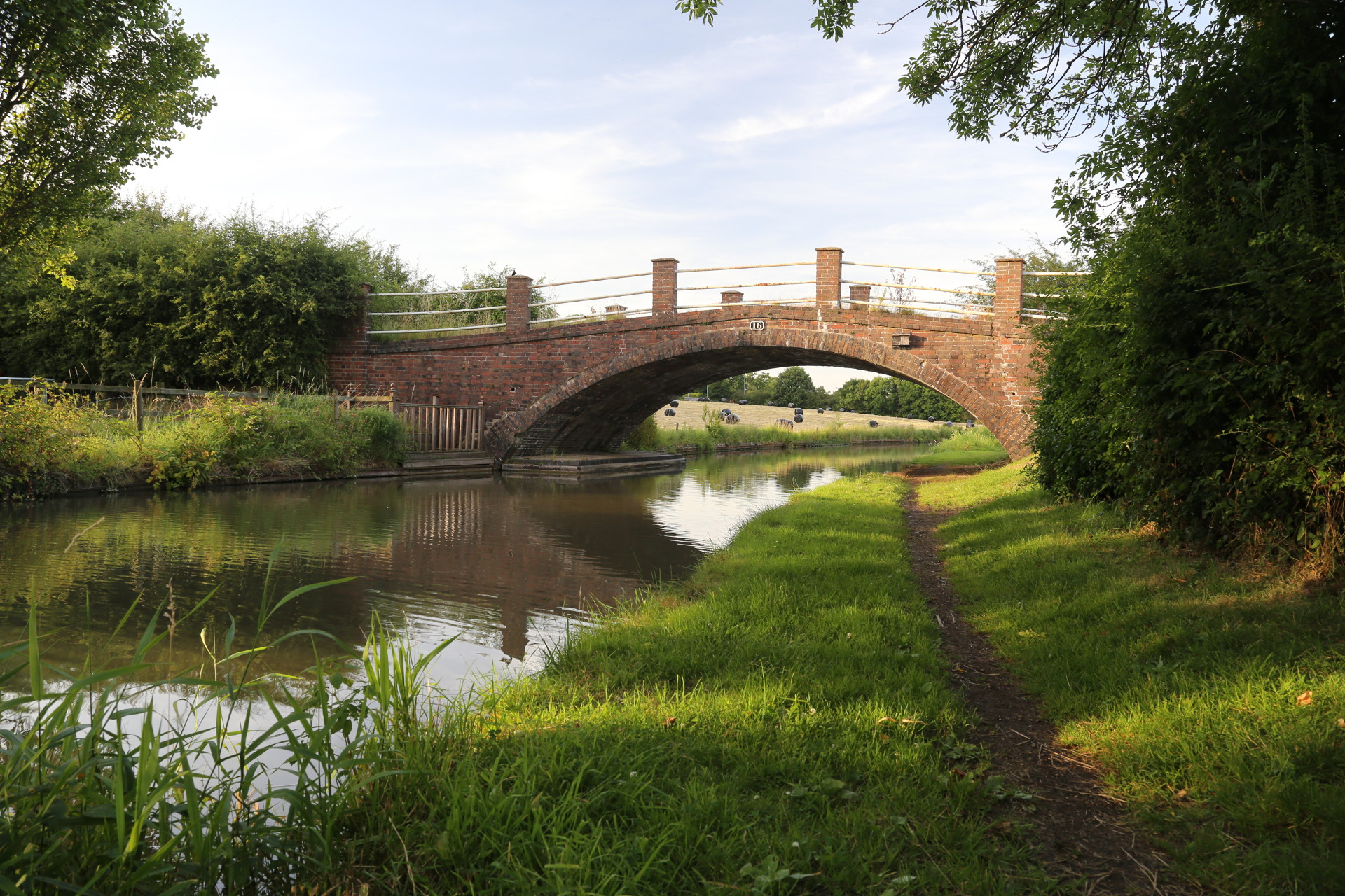 Oxford Canal at Ansty