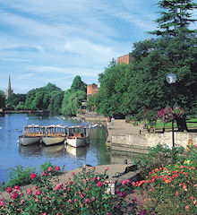 Stratford on Avon Boats