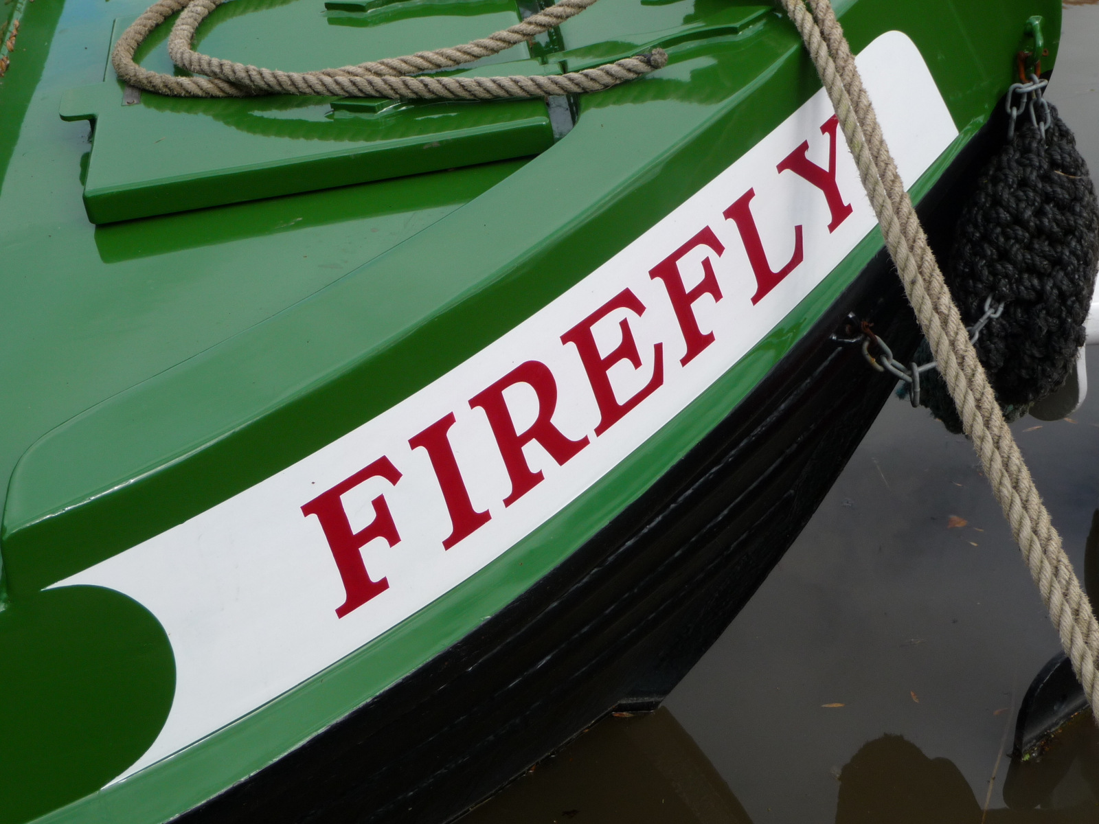 Firefly bow