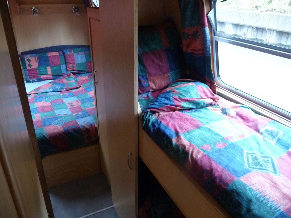 Cascade Bunks to Bed