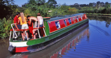 Rose Narrowboats Ivory Class