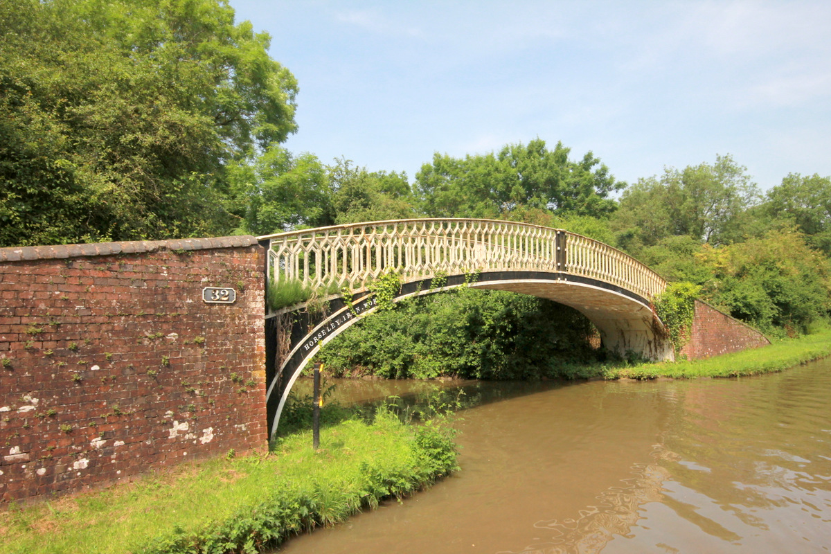 Horseley Ironworks Bridge