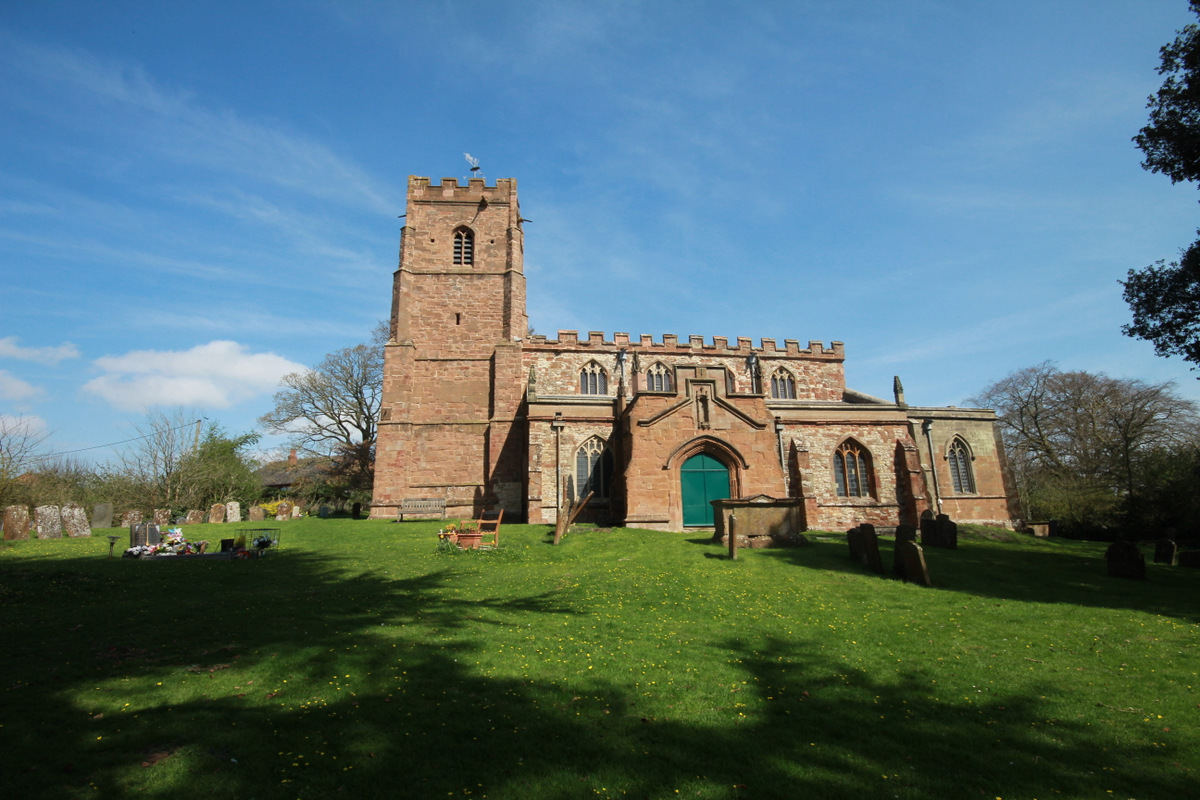 St. Botolph's Church, Newbold