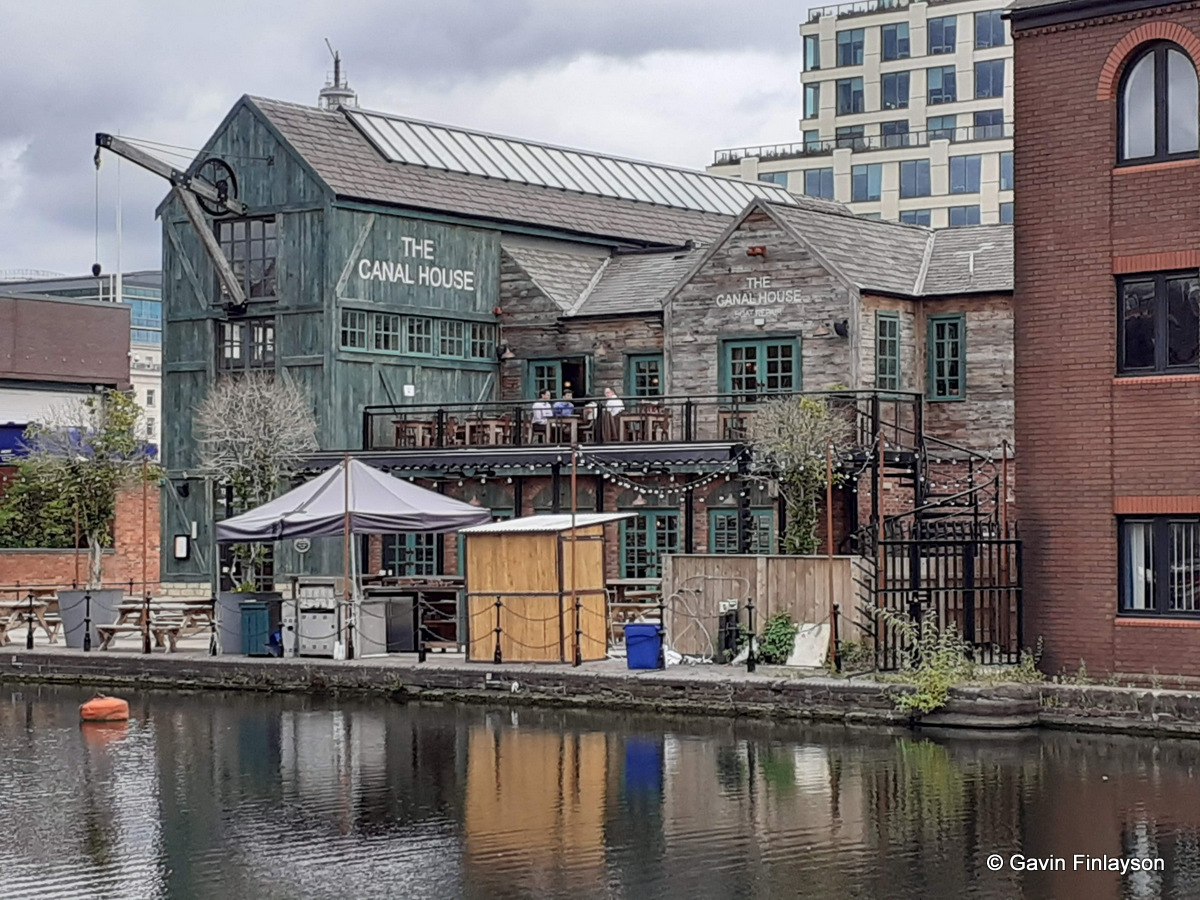The Canal House 20190710